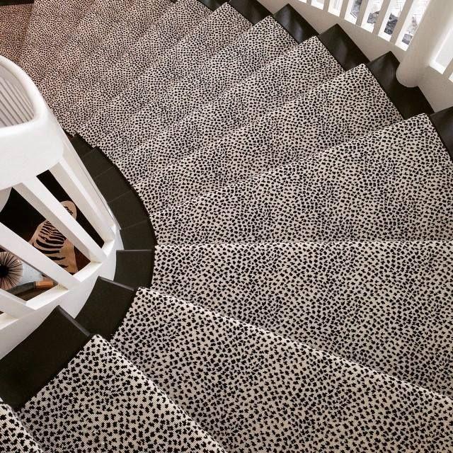 Best Stark Carpet Animal Print Stairrunner Stair Runner 400 x 300