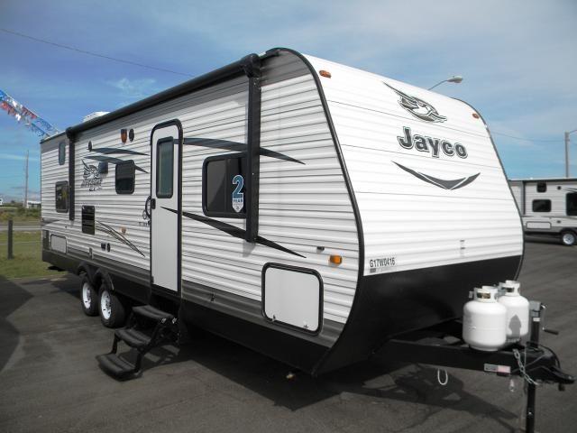 2016 Jayco Jay Flight 7w 267 Bhsw Slx Camping Gear And Recipes
