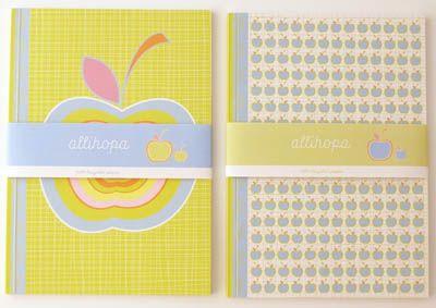 Allihopa Notebooks #apple
