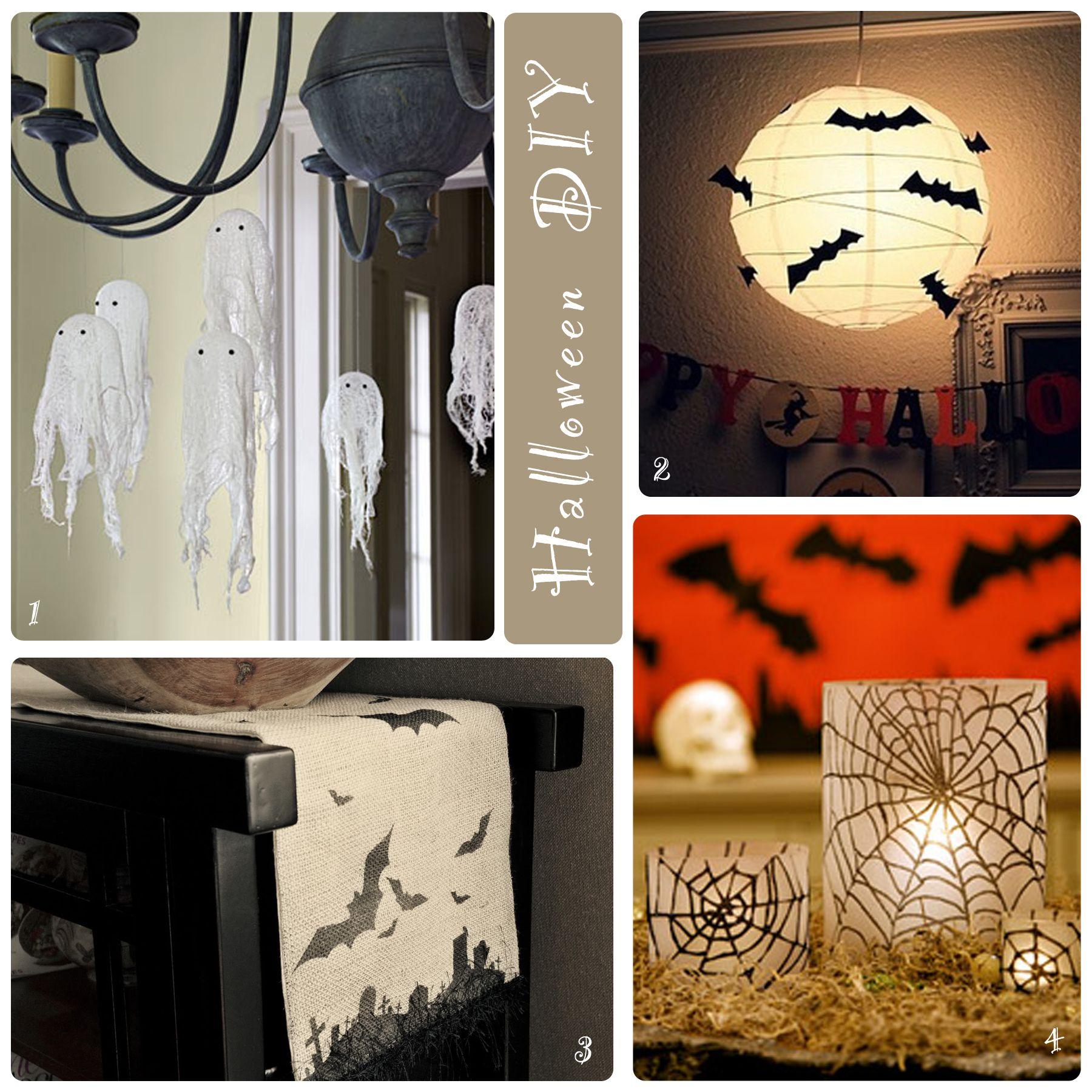 Halloween Home Decor Pinterest: Halloween Crafts Pinterest