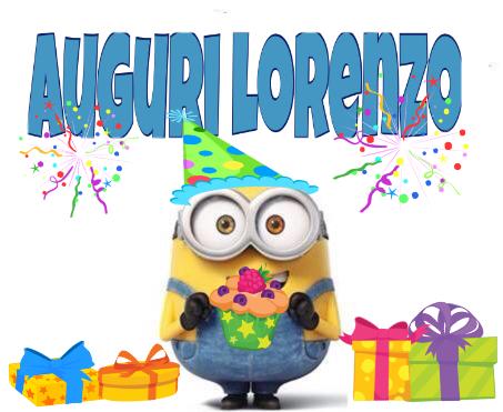 Auguri Lorenzo | Auguri