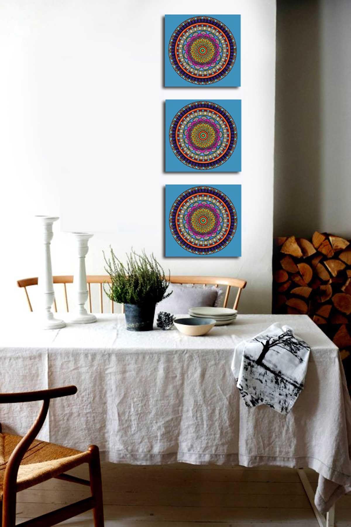 Mandala COLOR aus Glas. Dekoration Beltrán, Ihr Webshop für ...