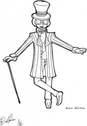 Willy Wonka - Fanart   illustracion   Pinterest   Willy wonka and Fanart