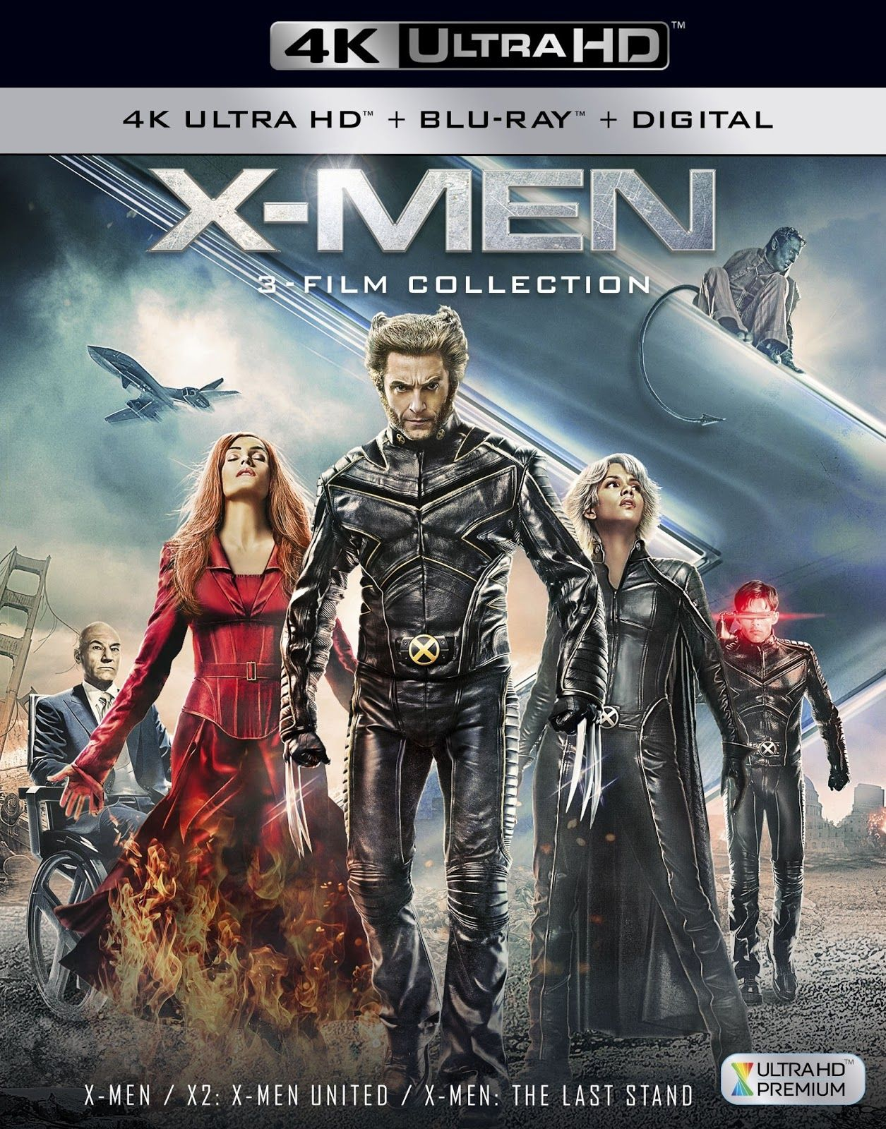 To Celebrate The Upcoming Release Of X Men Dark Phoenix 20th Century Fox Has Released The Original X Men Films In A B X Men Best Superhero Movies Man Movies