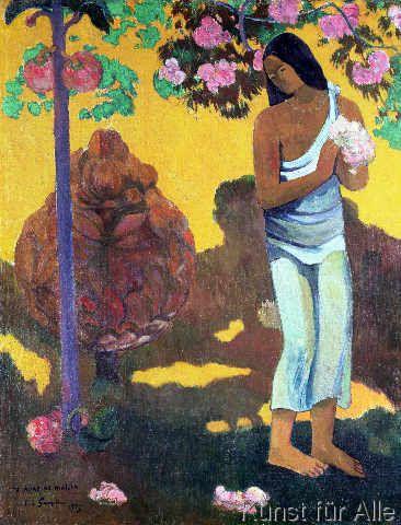 Paul Gauguin - Te Avae No Maria 1899