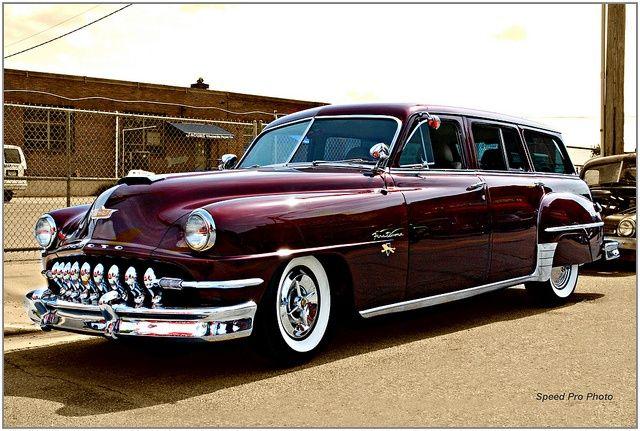 1954 Desoto Wagon