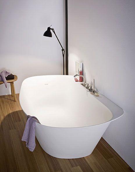 Bagno moderno stile giapponese, Vasche da bagno centro stanza in ...