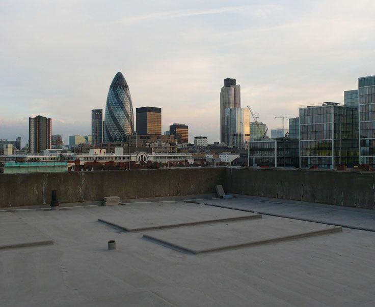 City Roof Terrace