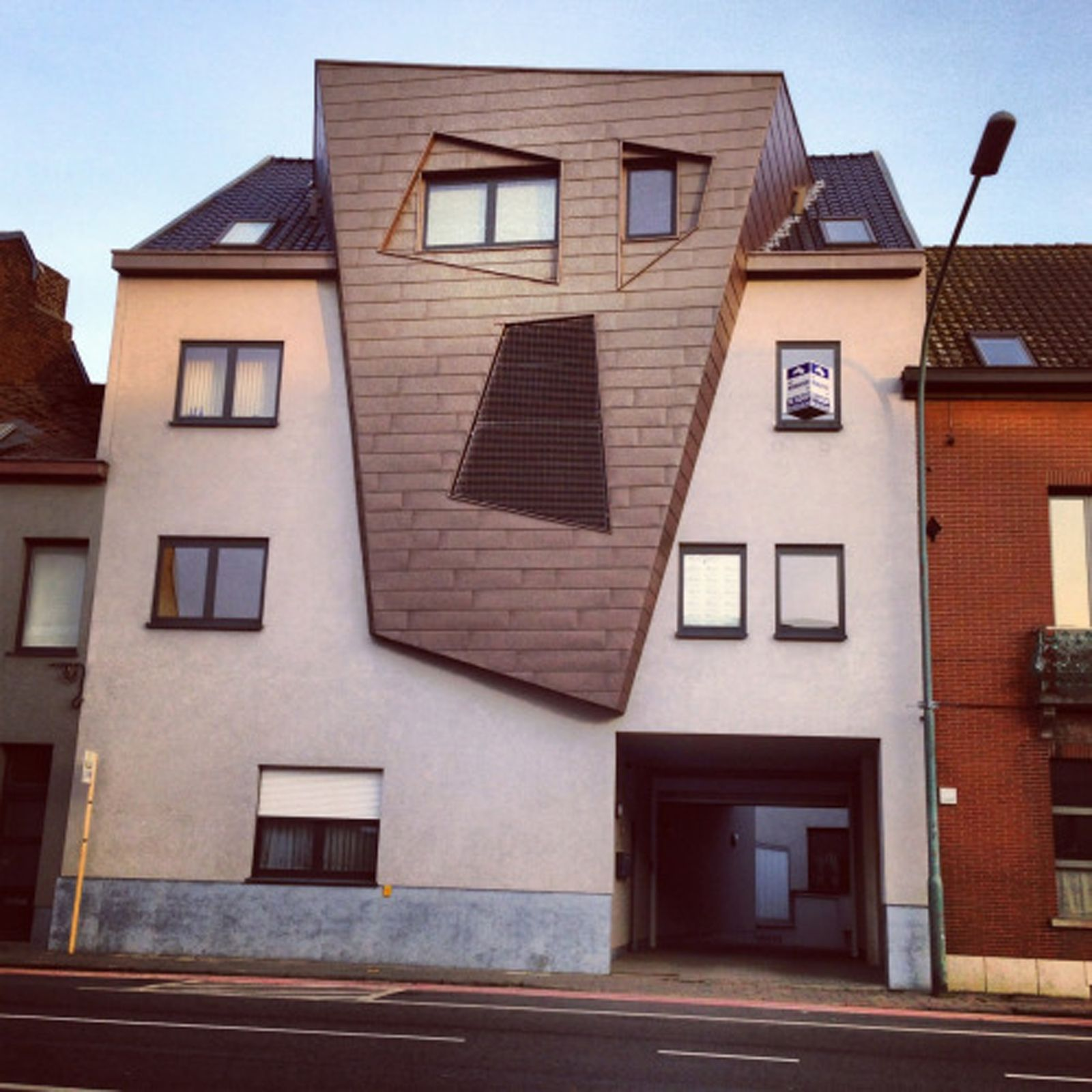 Bad Architecture Mala Arquitectura Architecture Artist House Unusual Homes
