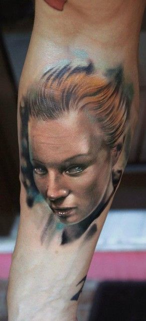 Tattoo by George Mavridis