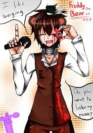 Resultado de imagen para five nights at freddy's anime puppet