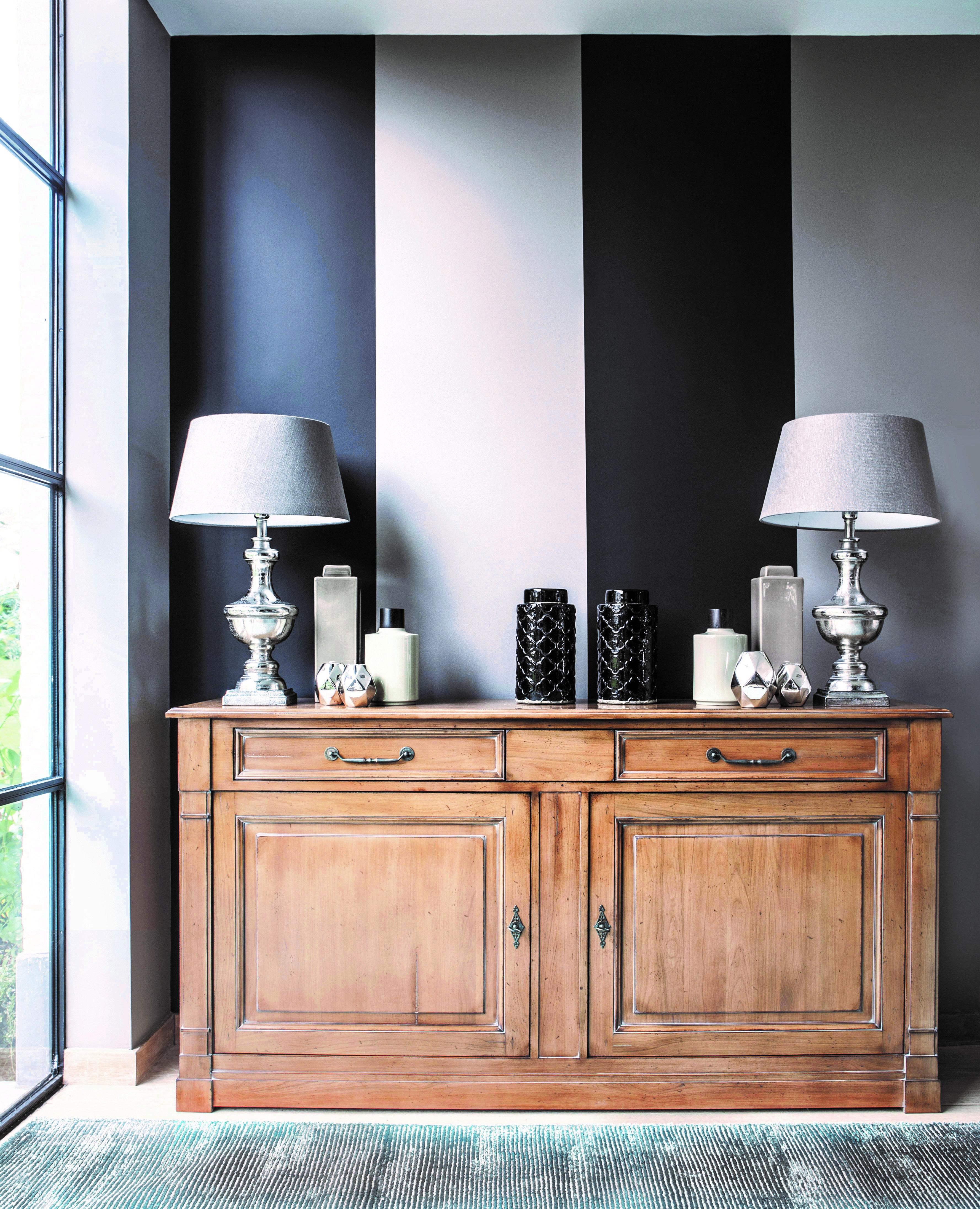 buffet kast  houten dressoir  klassiek dressoir