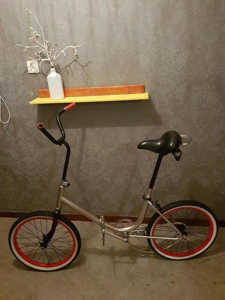 My Home Made Bike Sepeda