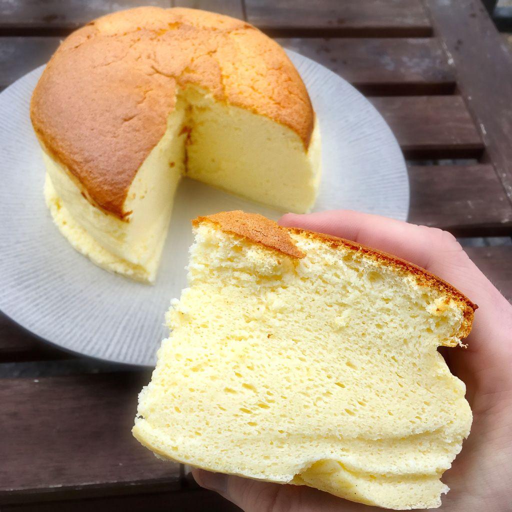 Fabuleux Cheese cake japonais | gateaux | Pinterest | Japonais, Gâteau et  SU19