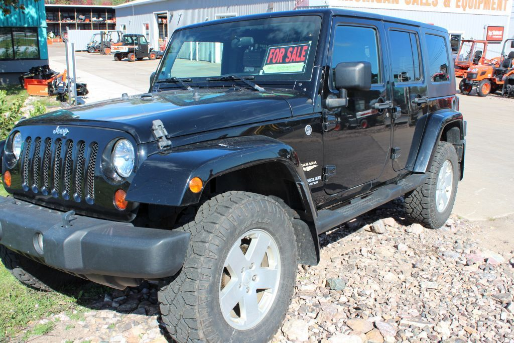 Awesome Used Jeep Wrangler 4 Door
