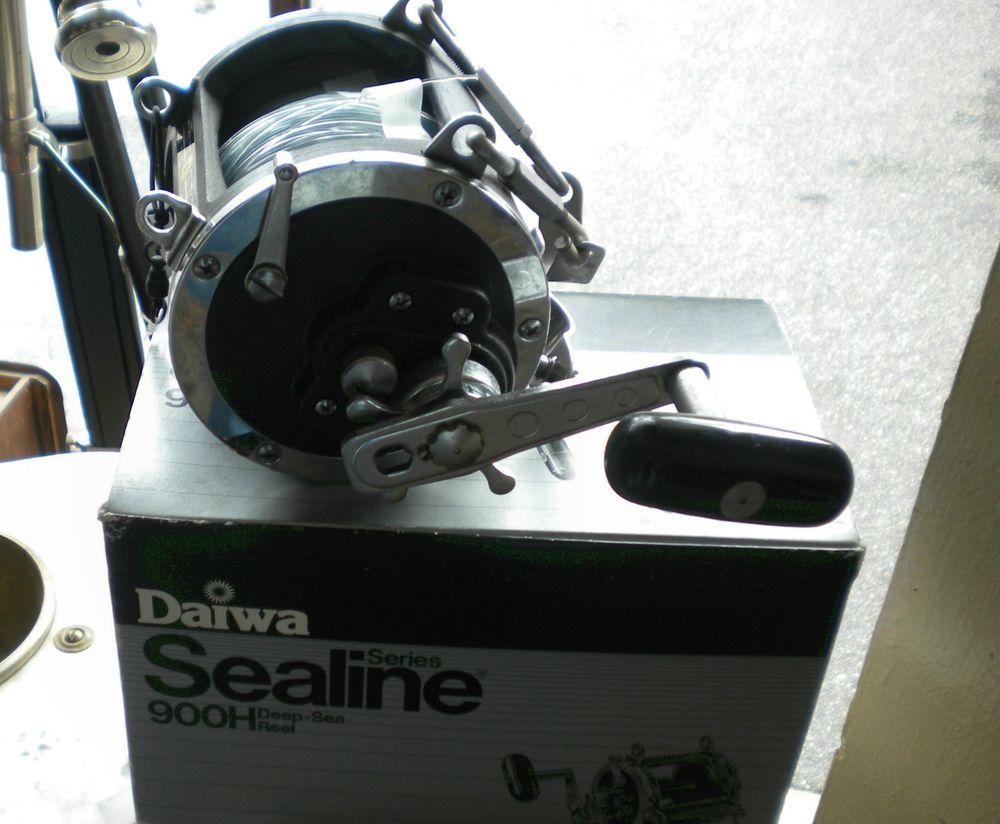 Daiwa 900H Sealine fishing reel \\TUNA SHARK BIG GAME   Big game