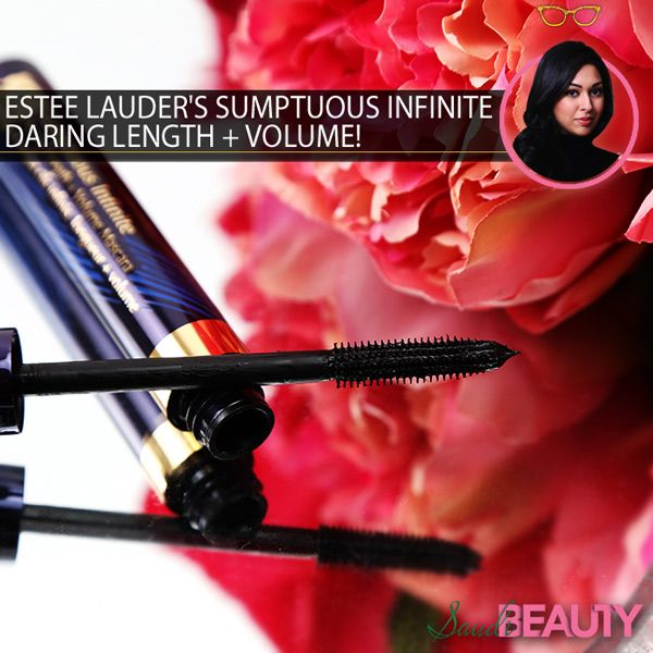 Sumptuous Infinite Daring Length + Volume Mascara by Estée Lauder #14