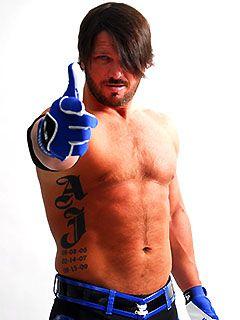 Aj Styles Bullet Club Aj Styles Wwe Aj Styles Wrestling Superstars