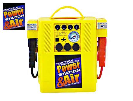 A 31 portable power source, engine starter and air