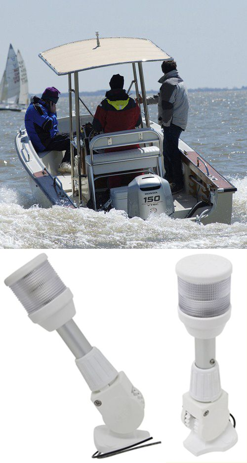 Great Boat Light Accessories - equip your boat with dusk-to-dawn lighting with & Great Boat Light Accessories - equip your boat with dusk-to-dawn ... azcodes.com
