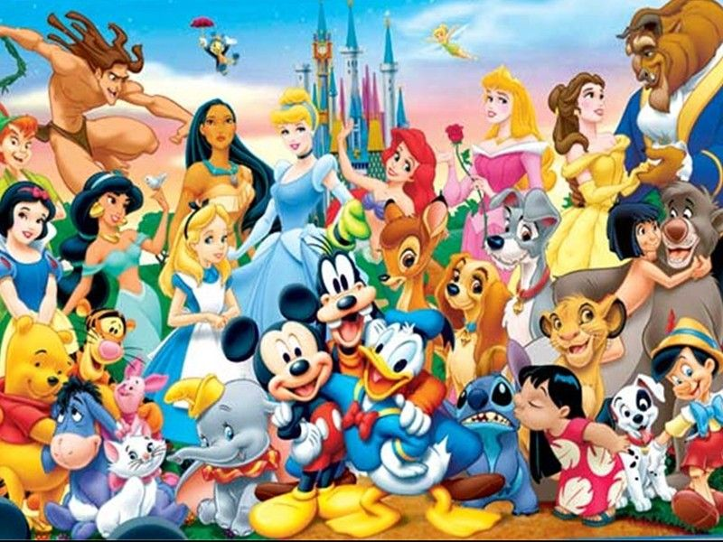 Sport Hd Wallpepar View Full Size More Cartoon Disney 163565
