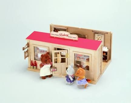 Sylvanian Families Bakery Google Search Calico Critters