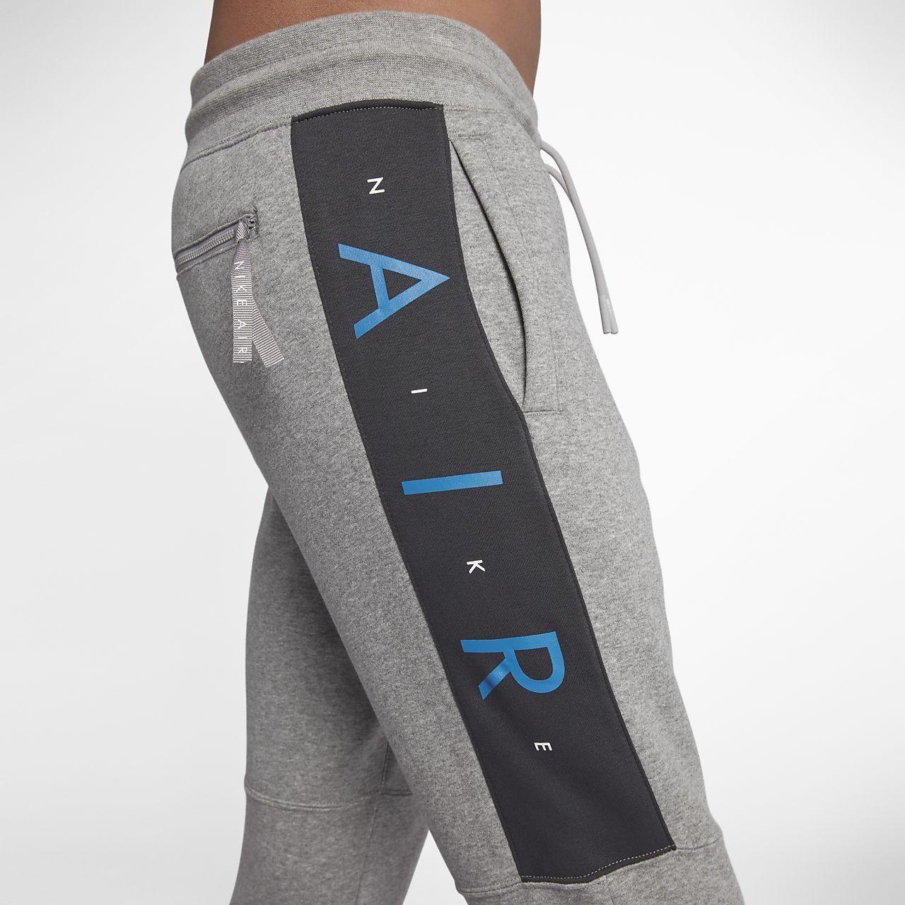 Nike Air Men's Fleece Joggers   Gym