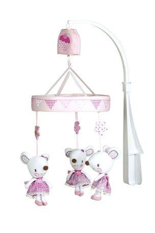 Mollie And Mia Mobile Nursery Www Next Co Uk Baby Girls Nursery
