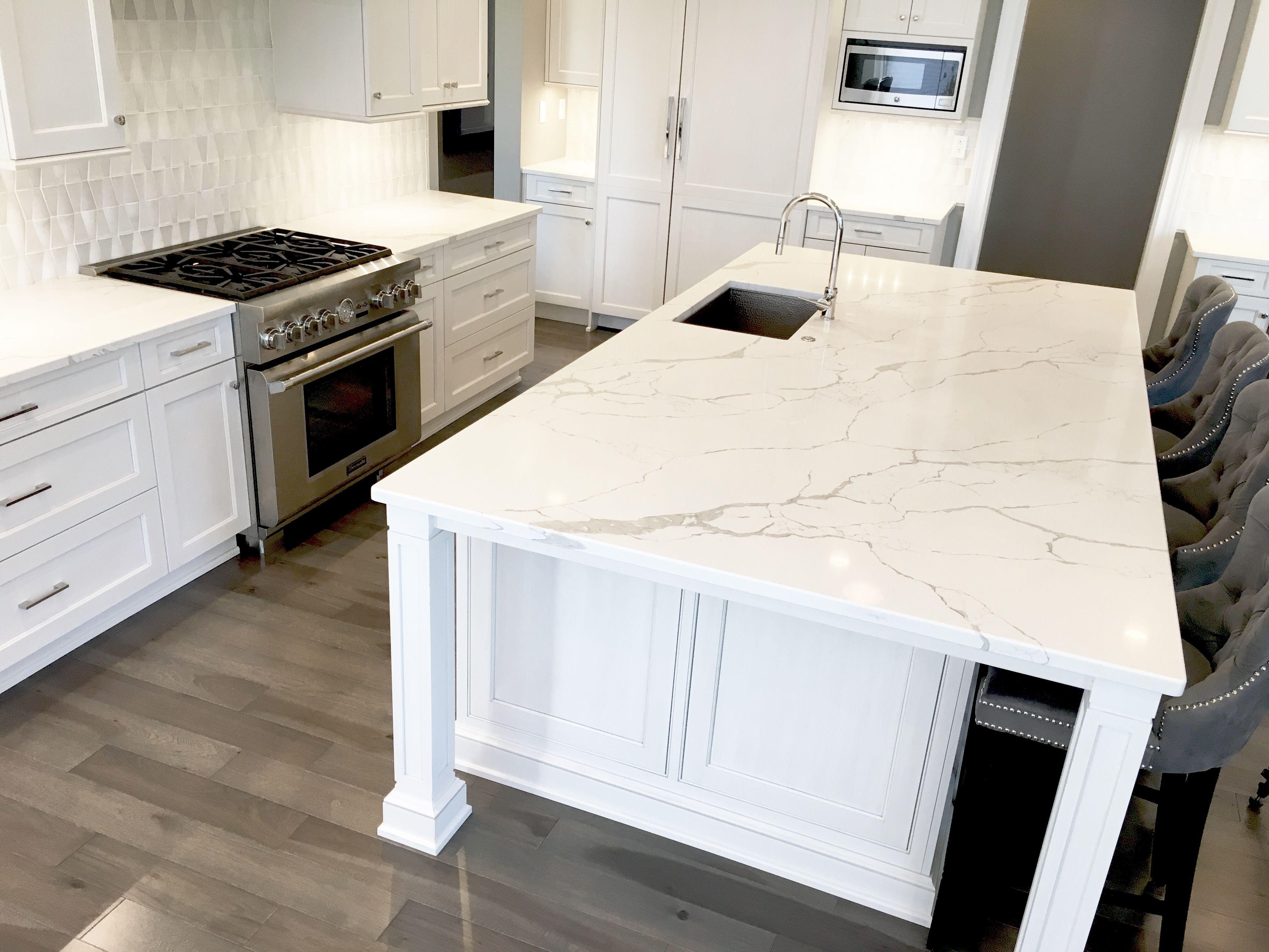 Rustic Glam Kitchen Design In Rochester Ny Concept Ii Quartz Kitchen Countertops White Kitchen Design Countertops