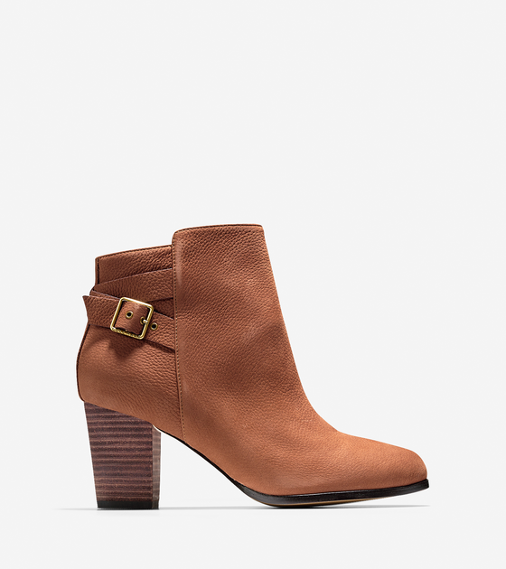 Cole Haan Cassidy Buckle Bootie...I need these in my life, like stat