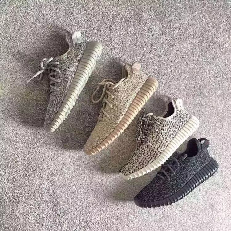 c924241f536d0 Yeezy Boost 350 shoes  Pirate Black
