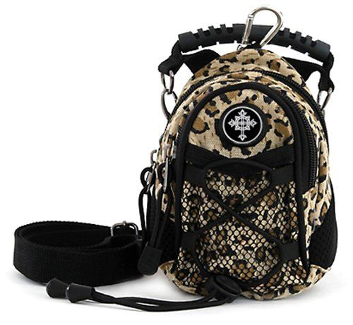 CMC Golf Fashion Cross Daypack Cheetah    Be sure to check out this awesome  product.Note It is affiliate link to Amazon. 854c38bc5ebdf