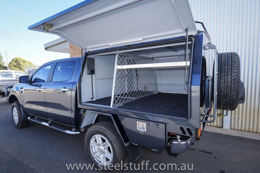 Dual Cab Ranger Canopy Body 3 Of 6 Ute Canopy Canopy Ute Trays
