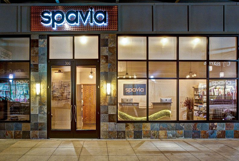 Spavia Day Spa Park meadows location. Gift cards for