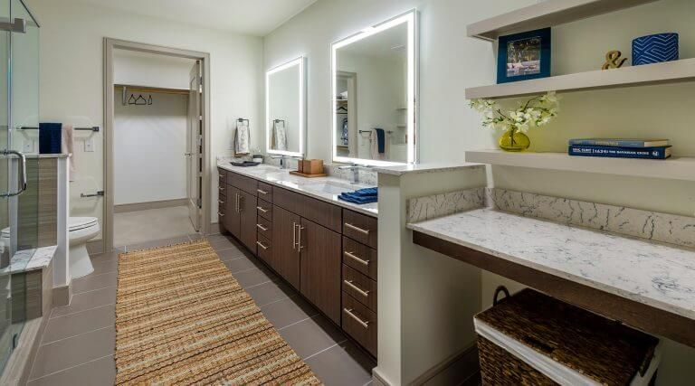 one bedroom apartments houston  floor plans  latitude in