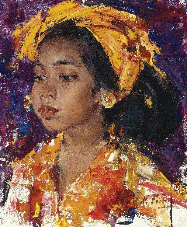 Nicolai Fechin ~ pintor impresionista