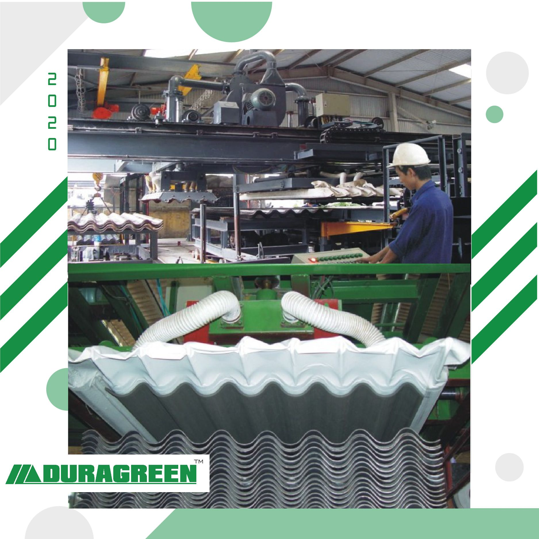 How Fiber Cement Roofing Sheets Are Produced Trong 2020
