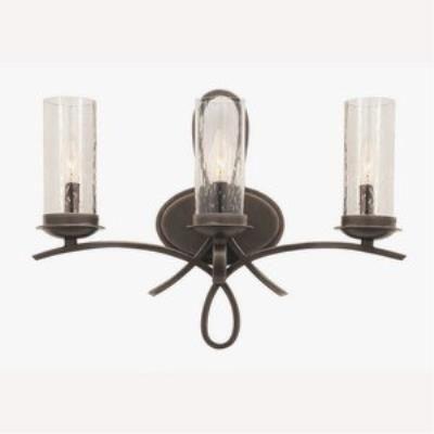 Kalco lighting 2663 grayson three light bath bar