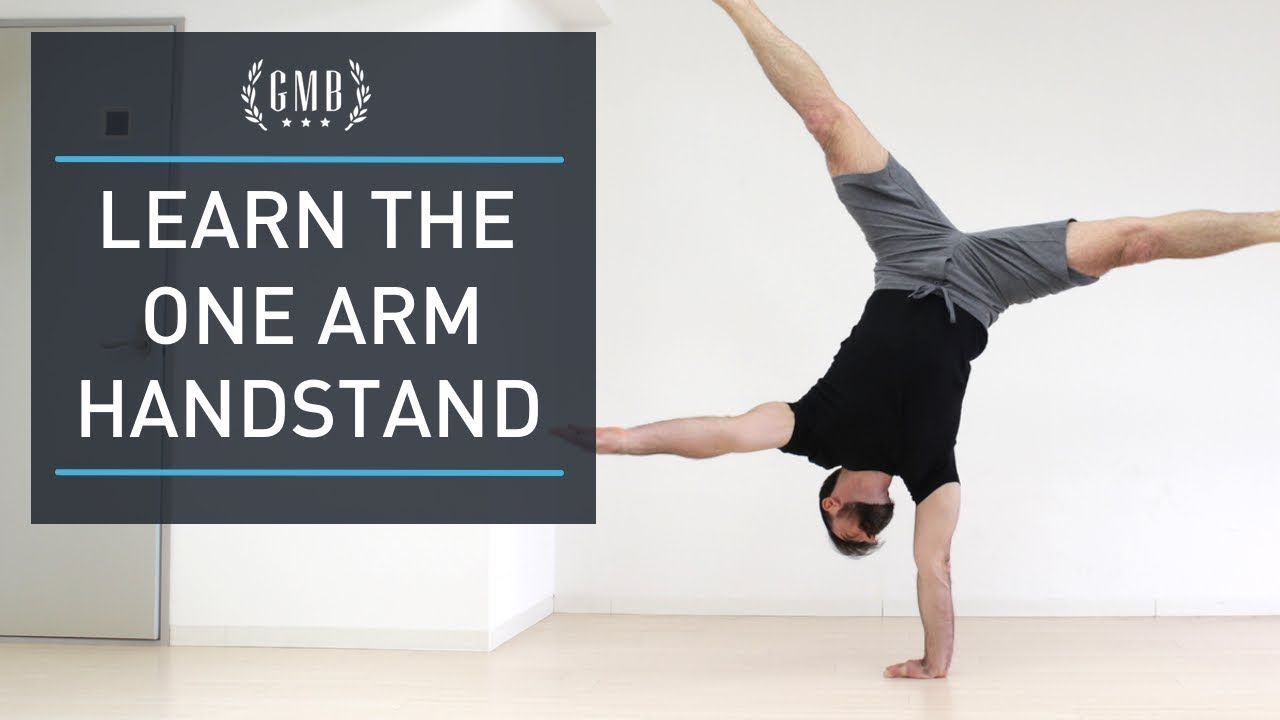 Learn the One Arm Handstand OAHS Setup Tips [Part 1 of 2