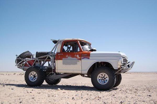Ford F100 Prerunners | race-deZert | Ford | Ford trucks
