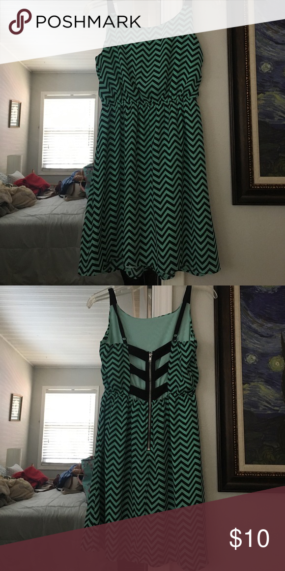 Super cute summer dress Still in great condition. Charlotte Russe Dresses Midi