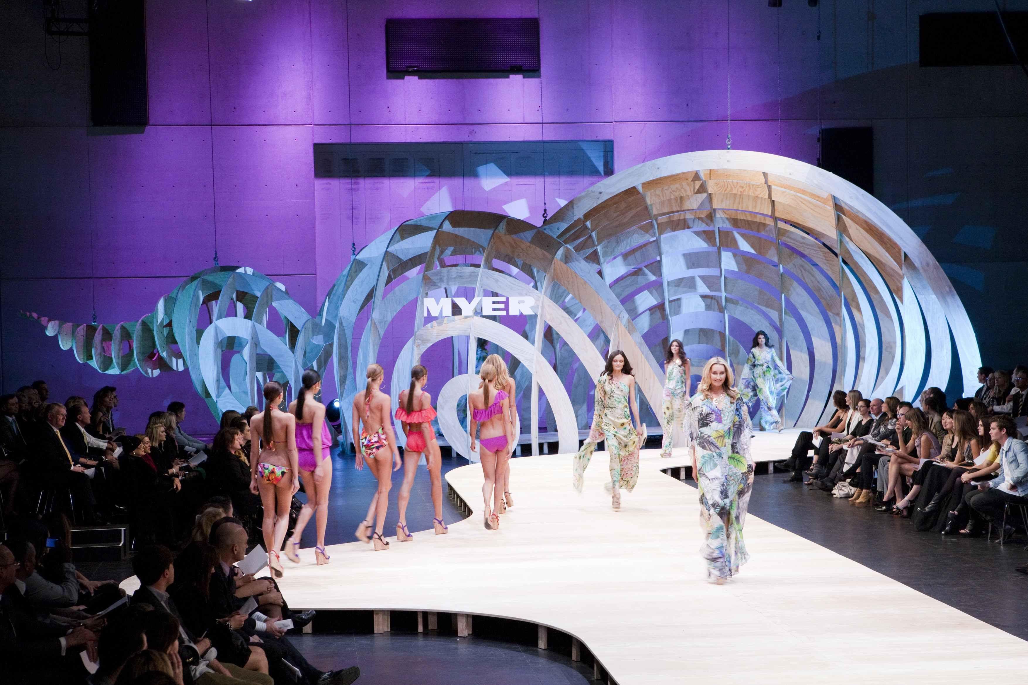 Fashion Show Party Decorations