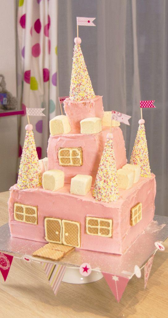 Les 25 meilleures id es de la cat gorie gateau chateau for Image chateau princesse