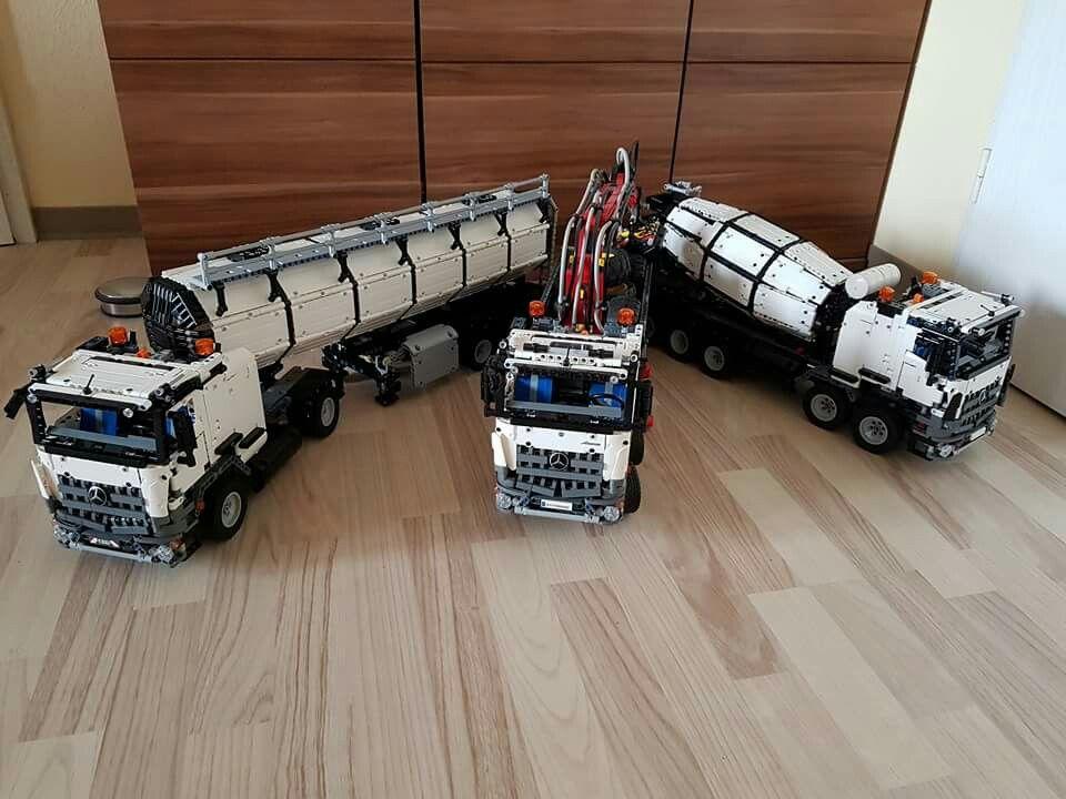 lego trucks legos pinterest lego technik lego und lego ideen. Black Bedroom Furniture Sets. Home Design Ideas