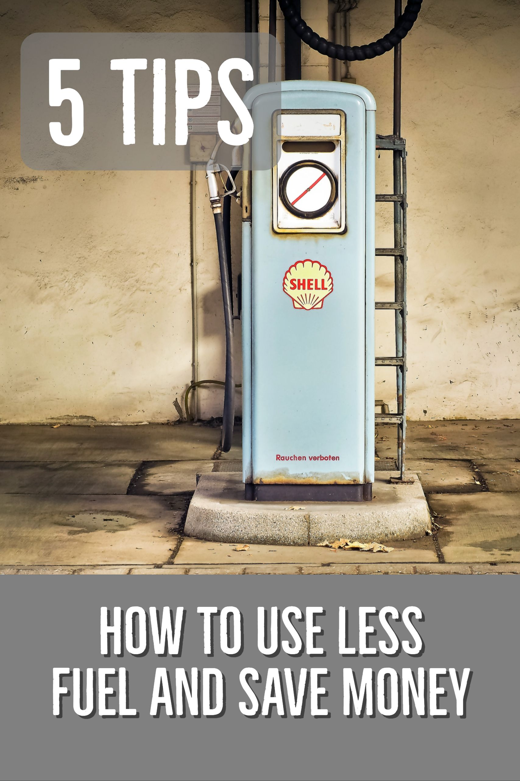 5 Tips to Use Less Fuel and Save Money. How to Improve Gas Mileage ...