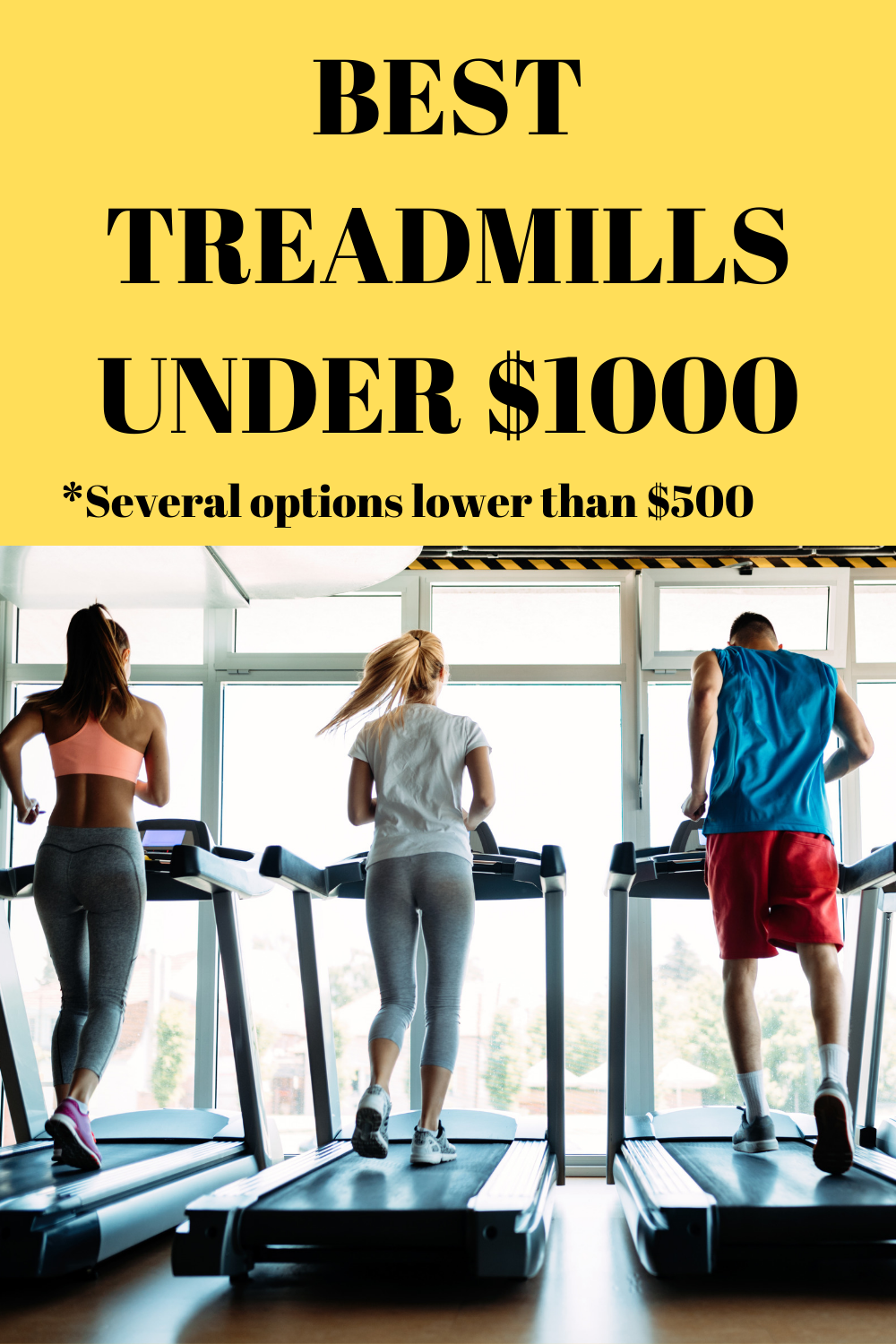 Reviewing The Best Treadmills Under 1000 Dollars In 2020 Good