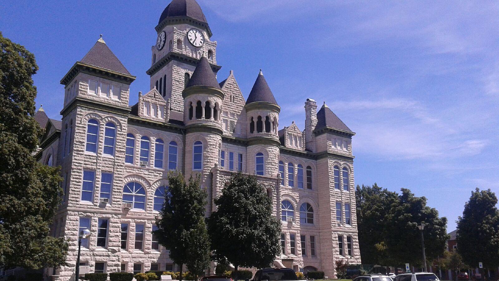 Jasper County Courthouse Carthage MO   Courthouses   House