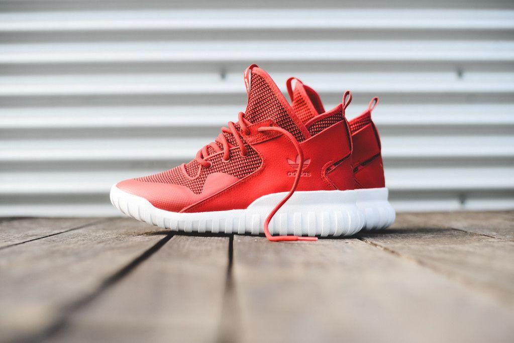 Adidas Tubular Kicks On Fire