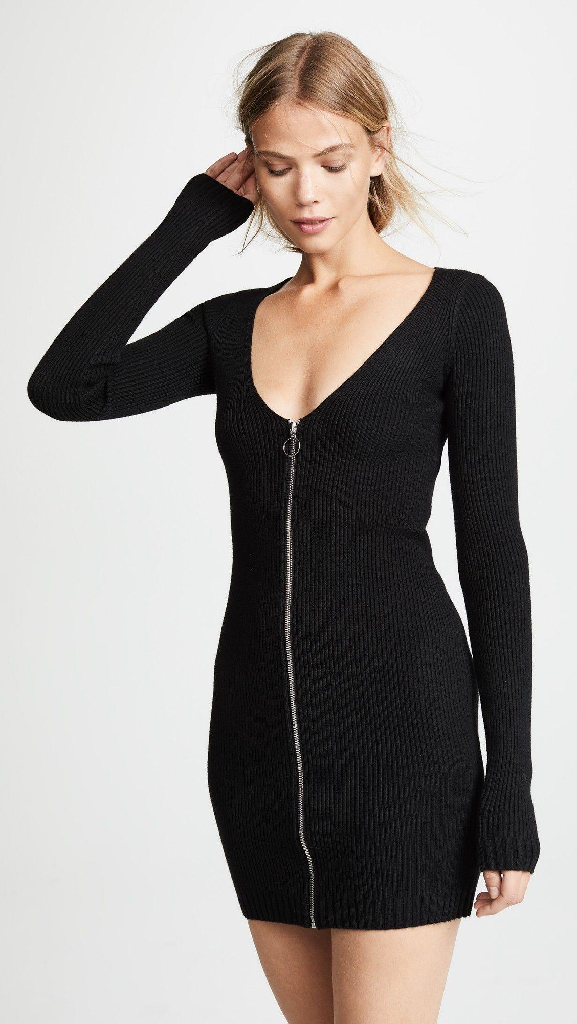 Annie Zipper Mini Dress Dresses, Mini, 15 dresses
