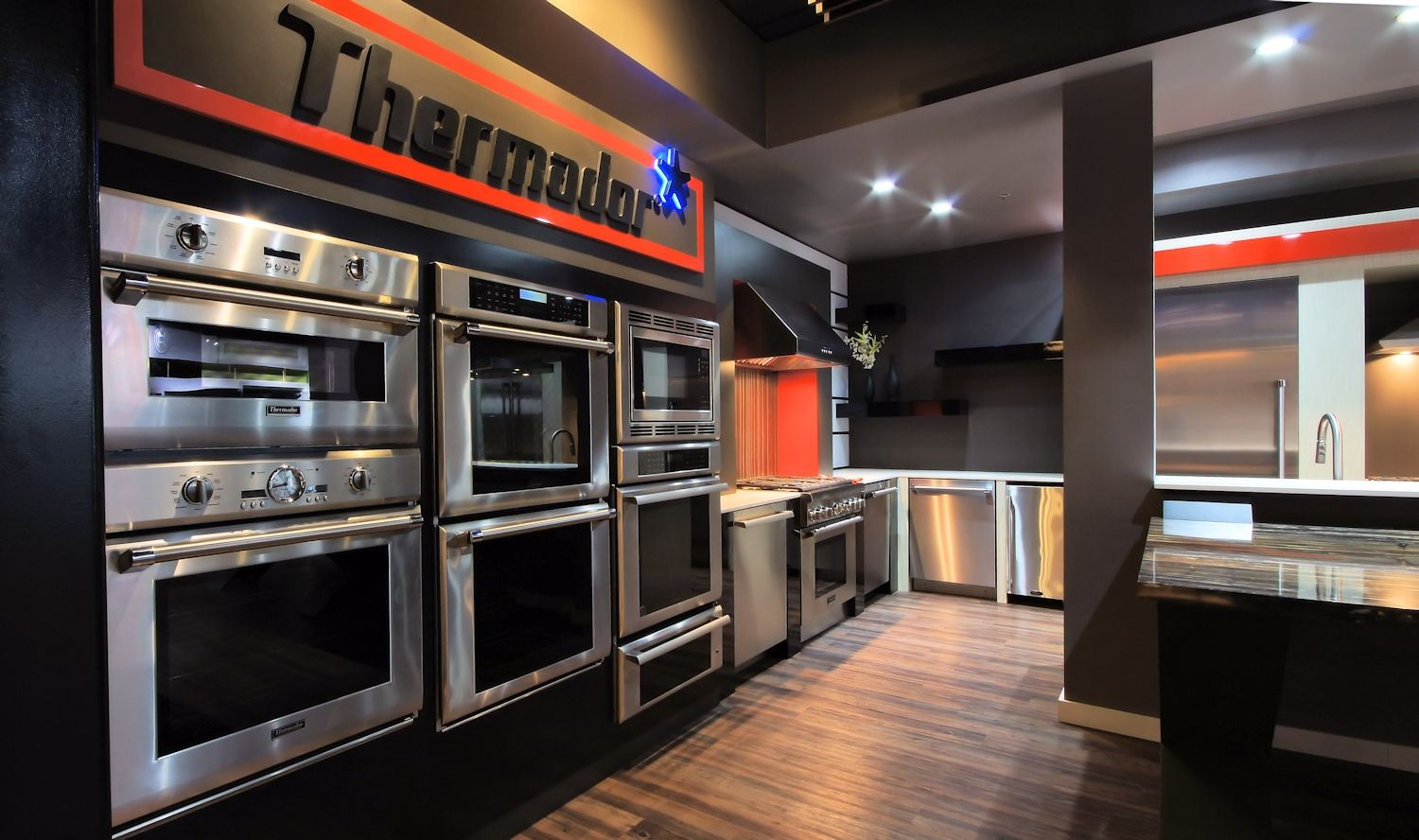 thermador appliance showroom - Google Search | Kitchen ...